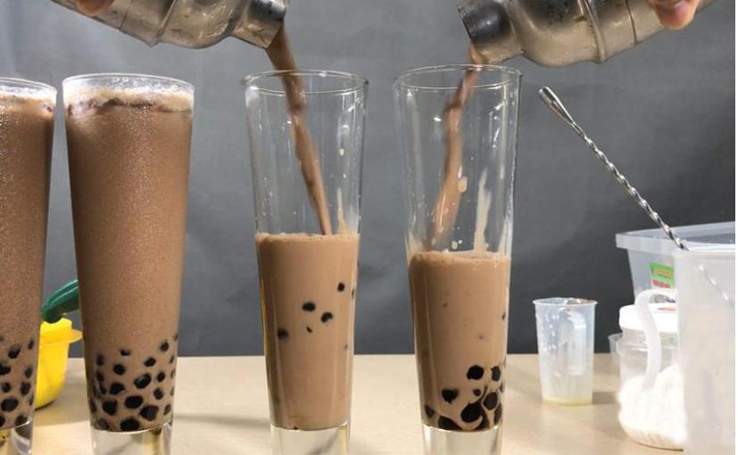 tổng hợp cách làm trà sữa